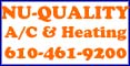 NU-QUALITY Heating and Air Conditioning
